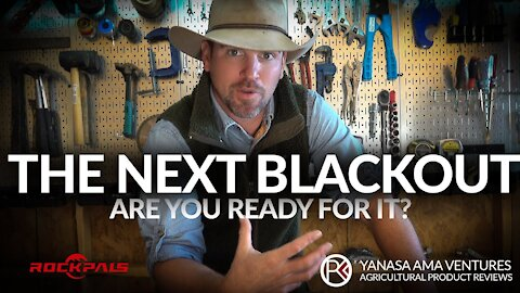 ARE YOU READY FOR THE NEXT BLACKOUT? | Better Prepare Now!