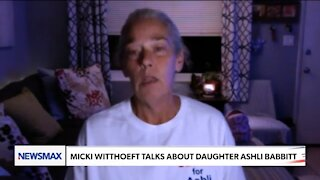 Ashli Babbitt's Mother: I Believe Pelosi Is Responsible For My Daughter's Death