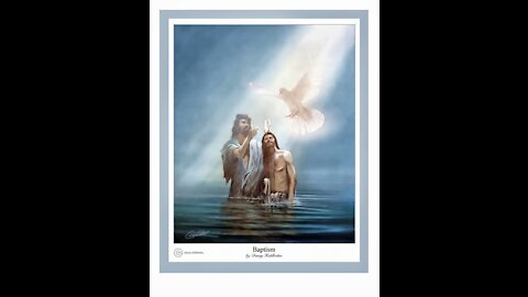 My Baptism into the Kingdom of God
