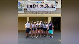 Ironwood Ridge wins girls golf state title