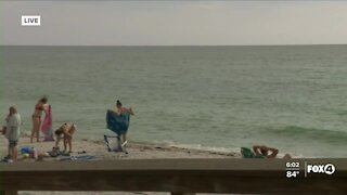 Boca Grande Beach issued with health alert as red tide spotted
