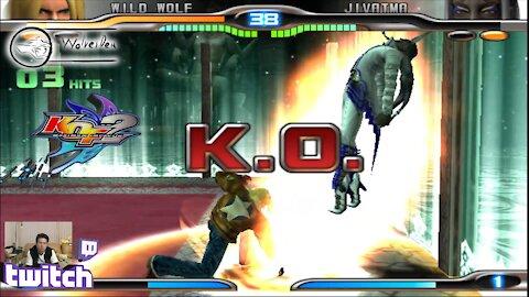 (PS2) KOF Maximum Impact 2 - 25 - Wild Wolf - Lv Gamer