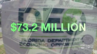 One year since unemployment crisis in Florida