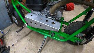 Mini Bike Build Booger Ep1