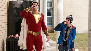 What Is Zachary Levi's Favorite Part About Playing Shazam?