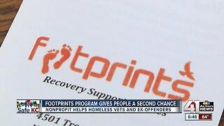 KC man takes steps to recovery through Footprints program