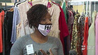Local thrift store helps domestic violence survivors get back on their feet