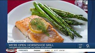 Horseshoe Grill serves up steak to go