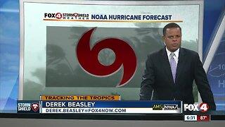 NOAA Hurricane Outlook Update