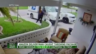 What should you do about bad delivery drivers