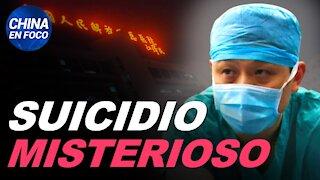 Terribles sospechas rodean la muerte de un cirujano chino. Gente se vuelve loca en hospitales
