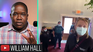 VIRAL: Police Came To DISRUPT A Church Service, Pastor's EPIC Rant