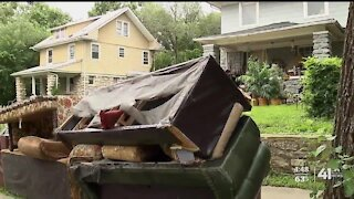 residents want city to enforce squatting issues