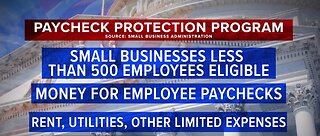 Federal authorities rush financial help to Nevada small businesses, aim to keep employees paid