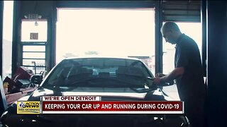 Keeping your car up and running during COVID-19