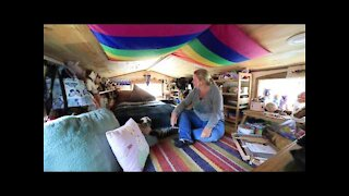 Tiny House Kids Loft Design - Clever Space Saving Hack