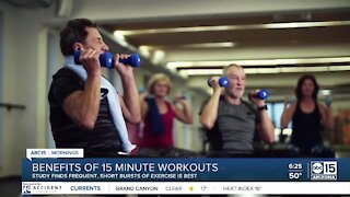 The BULLetin Board: Short workouts can lengthen your life
