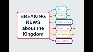 BREAKING NEWS ABOUT THE KINGDOM - Israel Anderson