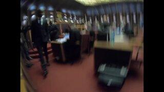 SOUTH AFRICA - KwaZulu-Natal - Jacob Zuma court trial (Video) (Hgn)