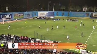 Las Vegas Lights vs Colorado Springs Switchbacks