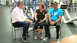 Husband and wife powerlifters shatter world records at 72 years of age