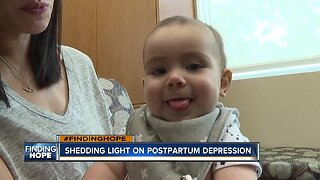 Finding Hope: Coping with postpartum depression
