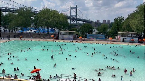 Heat sends many New Yorkers to hospitals