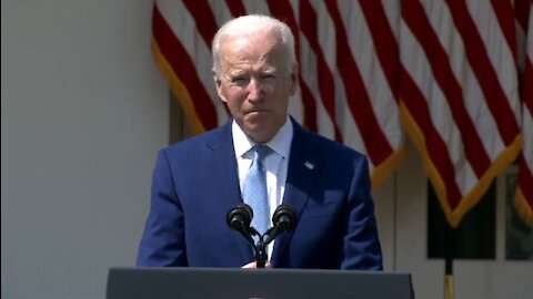 "Biden: ""No Amendment to the Constitution is Absolute"""