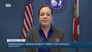 Martin County emergency management director says county prepared for coronavirus