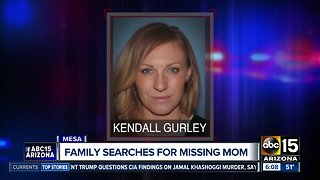 Mesa police looking for missing woman
