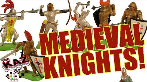 Toy Medieval Knights