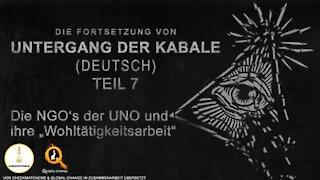 """Teil 7 / 17: Fortsetzung der Serie """"Fall Cabal"""""""