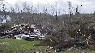 Storms, Possible Tornadoes Forecast For South