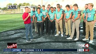 Gulf Coast High School Sharks