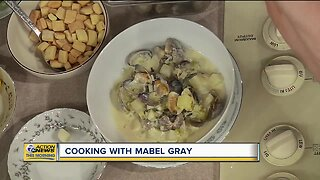 Cooking with Mabel Gray