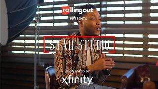 Jacob Latimore Star Studio Cover Shoot