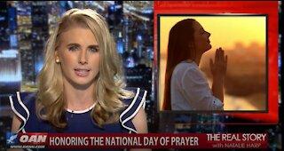 The Real Story - OANN Prayer for America