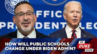 How Will Public Schools Change Under Biden Admin?
