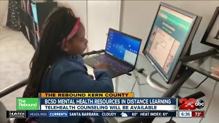Rebound Kern County: BCSD mental health resources in distance learning