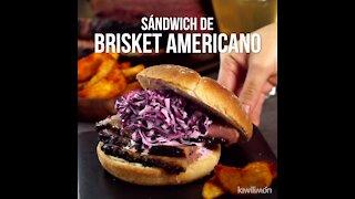 American Brisket Sandwich