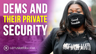 Dems Defunded Your Police, Hired Private Security
