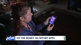 Here are apps that help you save money with little to no effort