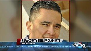 Republican Luis Pimber enters race for Pima County Sheriff