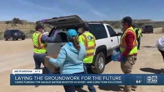 Navajo Nation hit hard by COVID-19