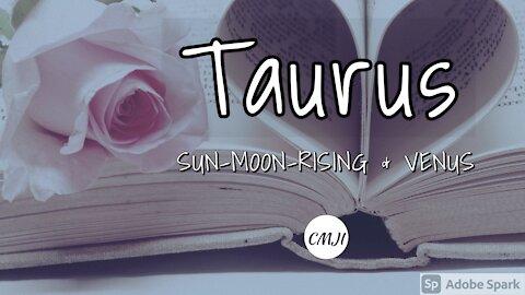 "TAURUS ""THE SOULMATE"""