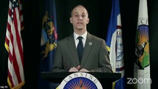 Mayor Schor updates city in virtual address