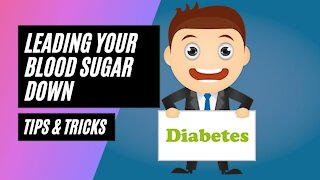 How to Bring BLOOD SUGAR DOWN quickly. Lower blood sugar fast! Dr. Ergin gives tips! SUGARMD