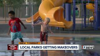New, renovated parks around the Las Vegas valley just in time for summer