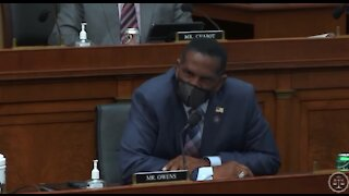 Burgess Owens Speaks Truth About Reparation on House Floor