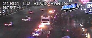 Police: 1 stabbed on Las Vegas Boulevard during argument